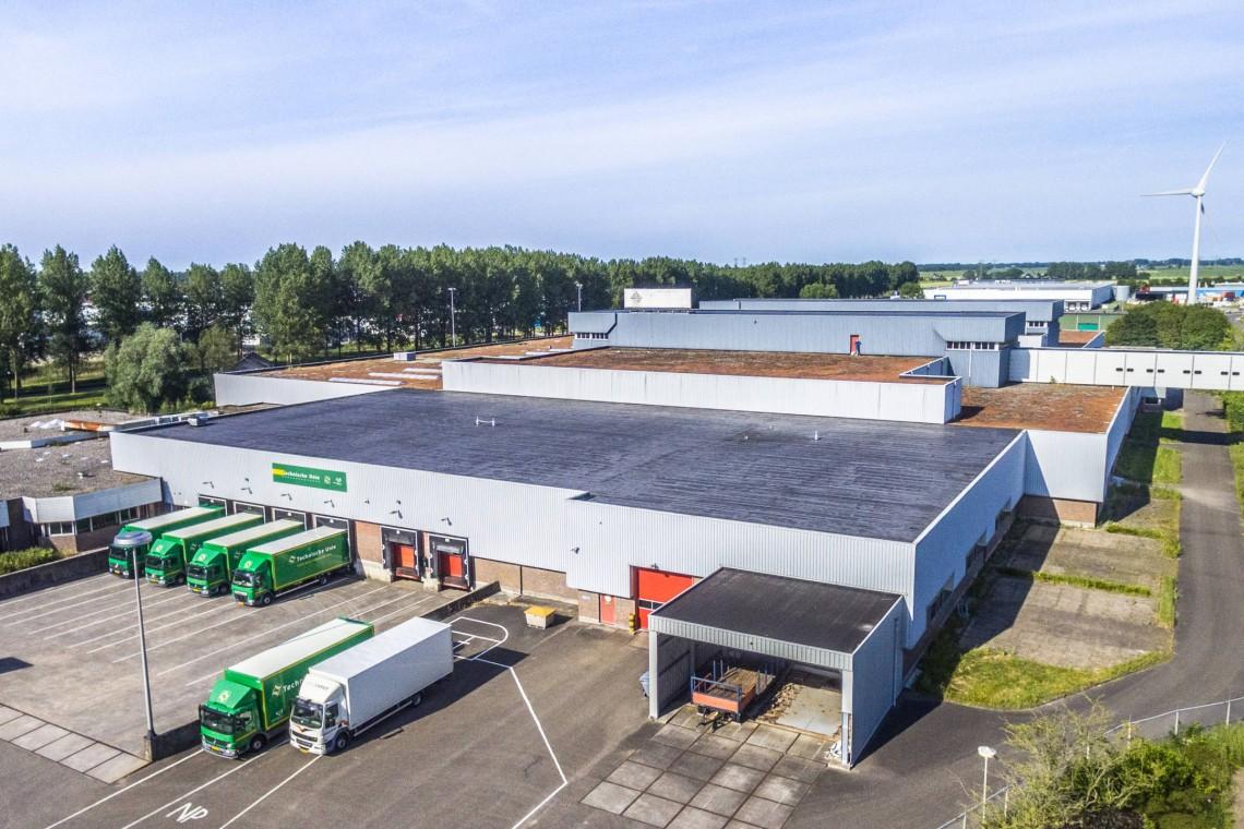 Logistieke ruimte huren Leeuwarden