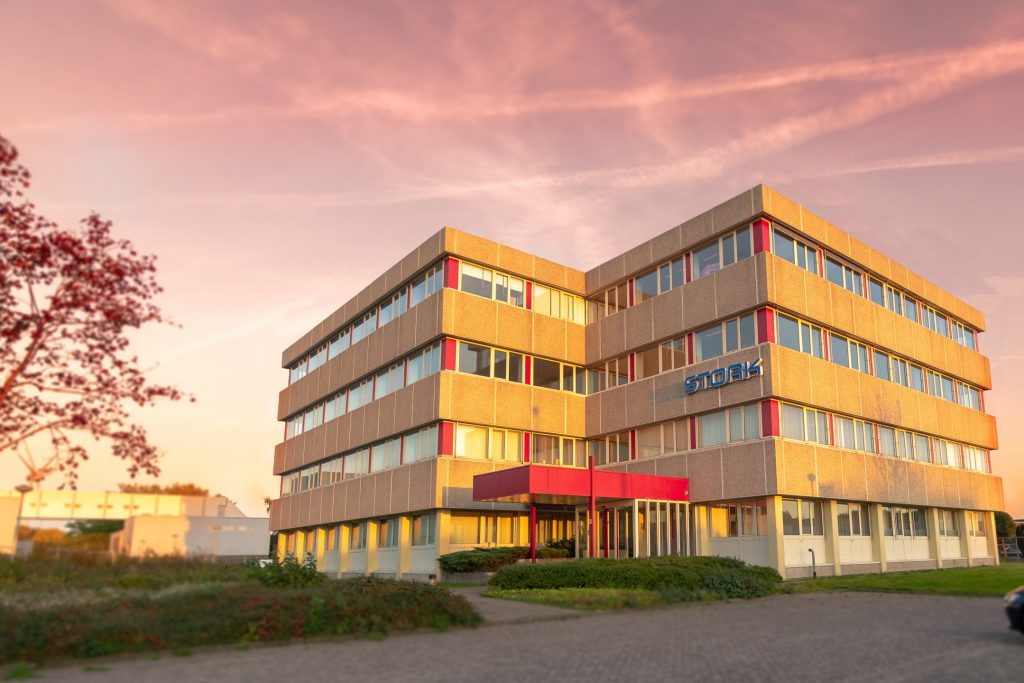 kantoorpand in Leeuwarden