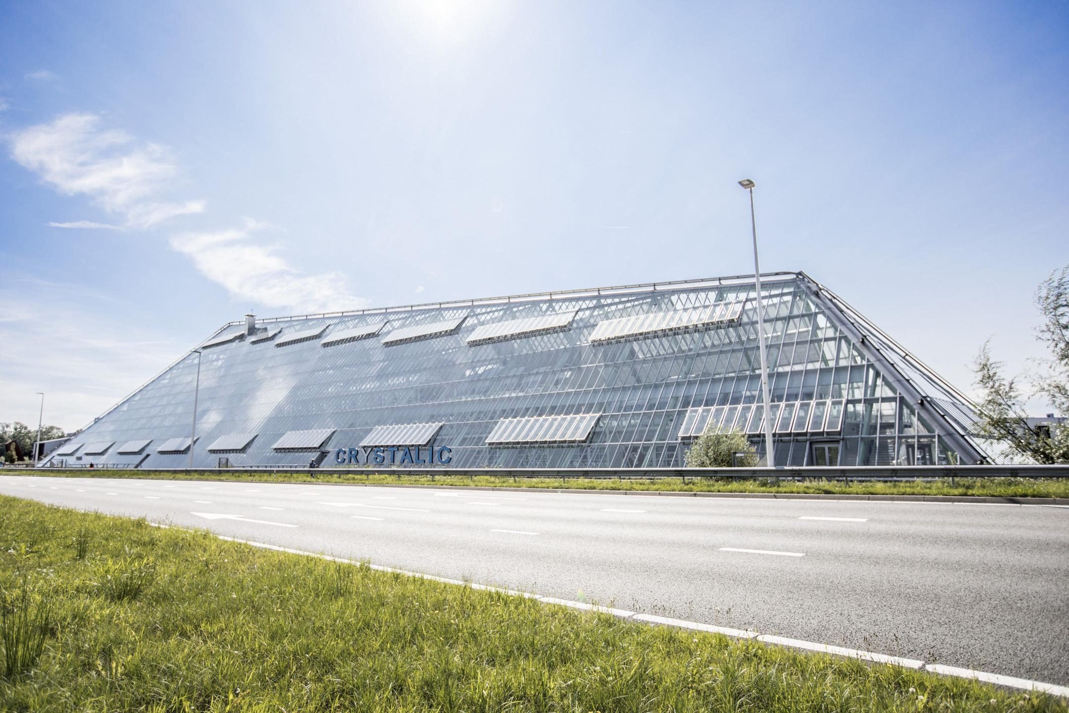 Kantoor huren in Business Park Crystalic Leeuwarden